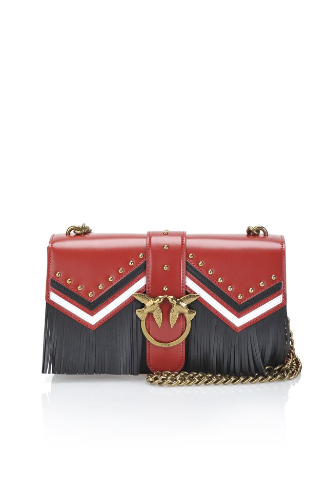 Love Bag with fringes