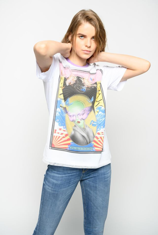 Ultra Pop print T-shirt