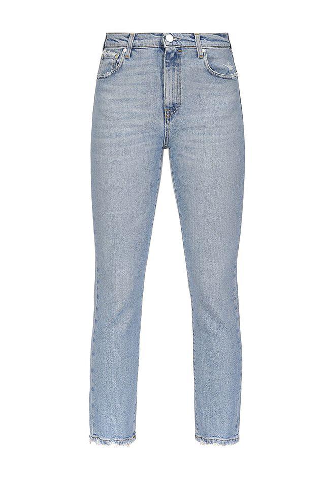 Jeans cropped skinny in denim comfort