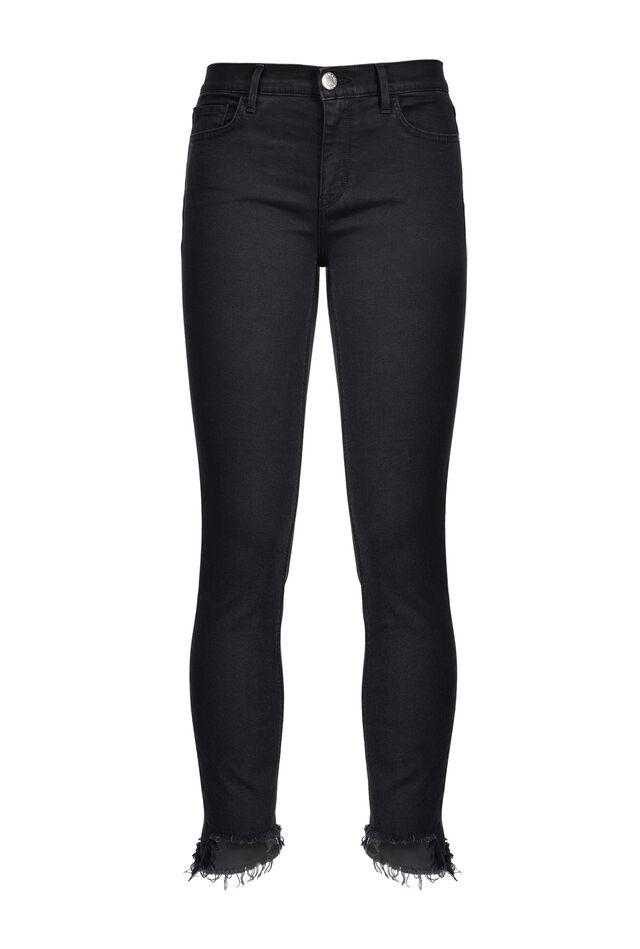 Skinny jeans in power stretch denim