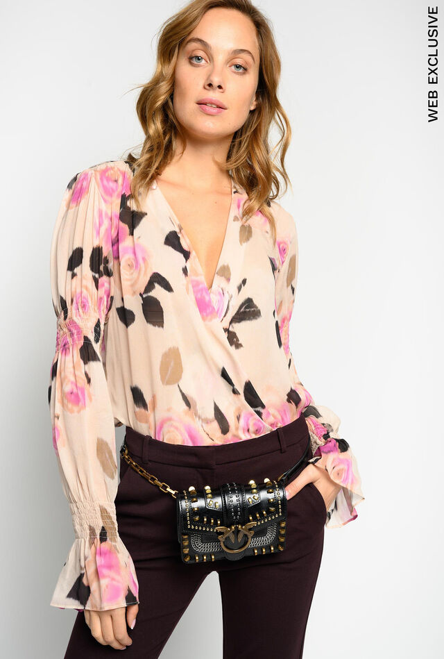 superior quality 9beed 87d49 Camicie e Bluse PINKO