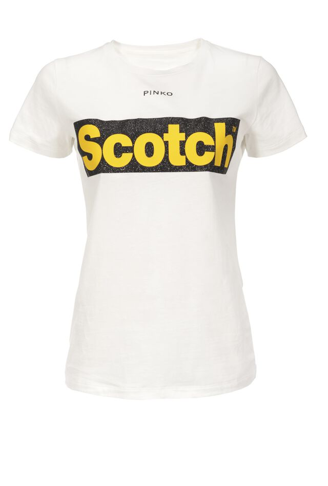 Scotch™ cotton jersey T-shirt