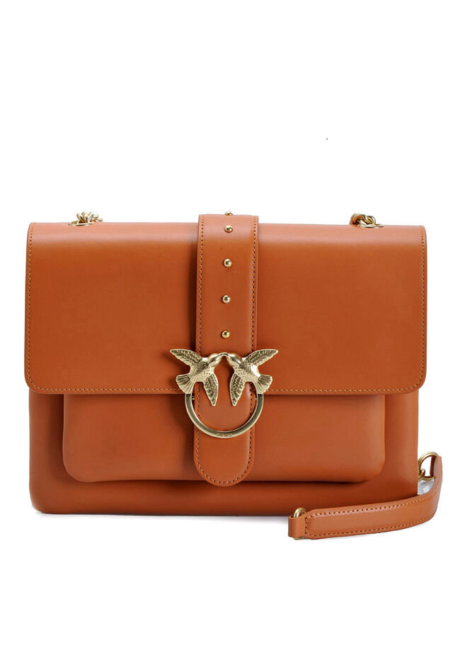 Big Love Bag Soft Simply in leather