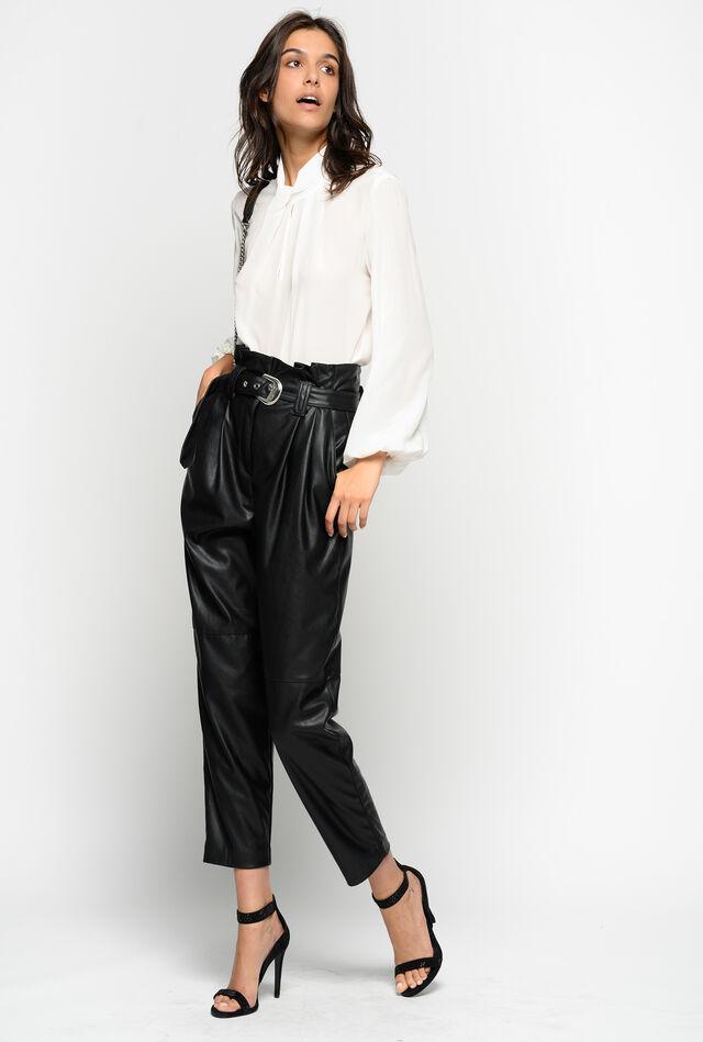 new style 049f8 728ee Pantaloni PINKO
