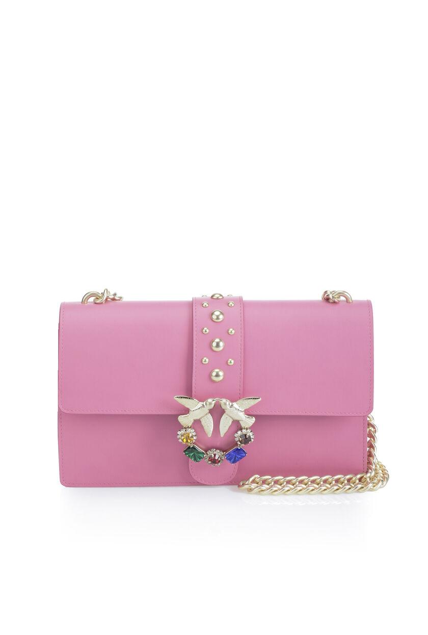 Love Bag mit Strass