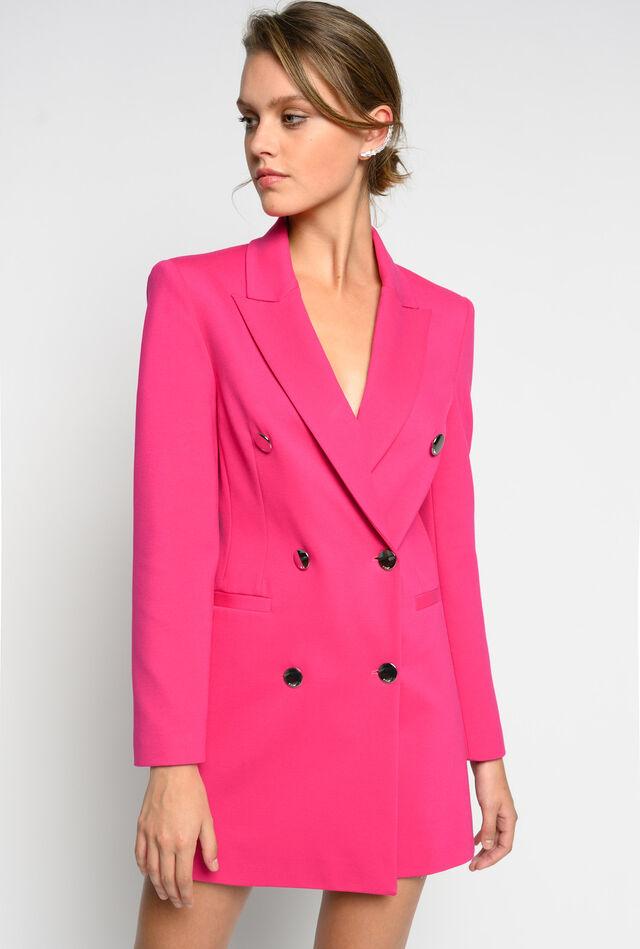 Robe-manteau en punto Roma