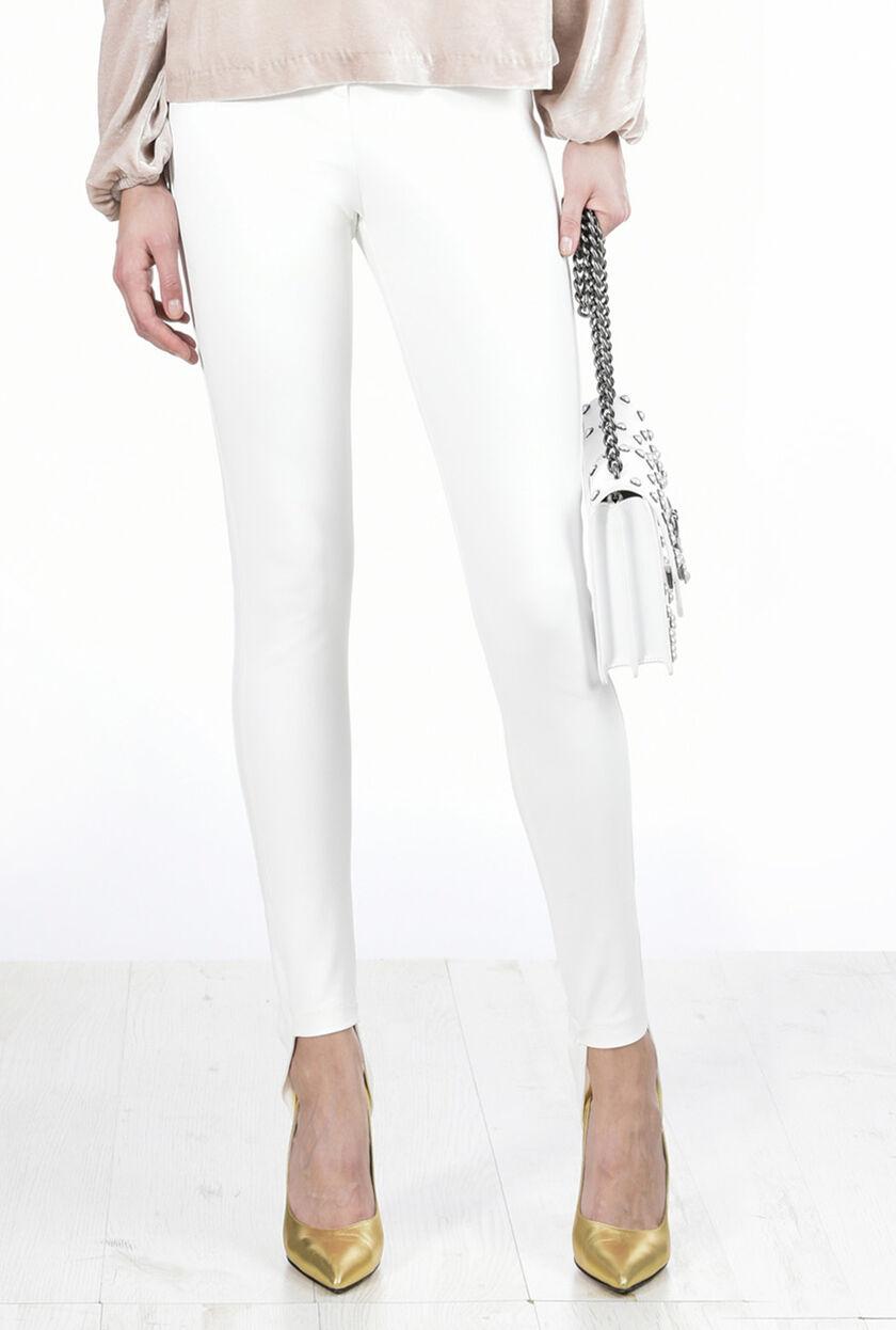 Pantalones de tejido técnico bielástico