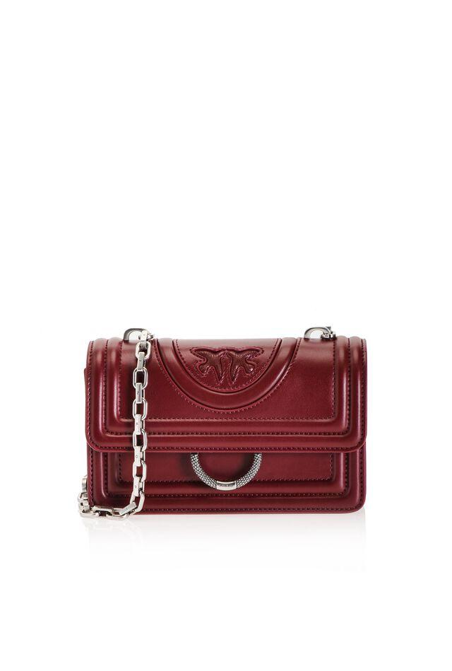Mini Love Bag New Monogram in nappa leather