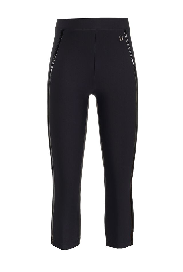 Active technical jersey leggings
