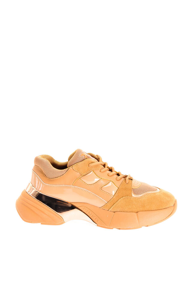 Sneakers Shoes To Rock Caramel
