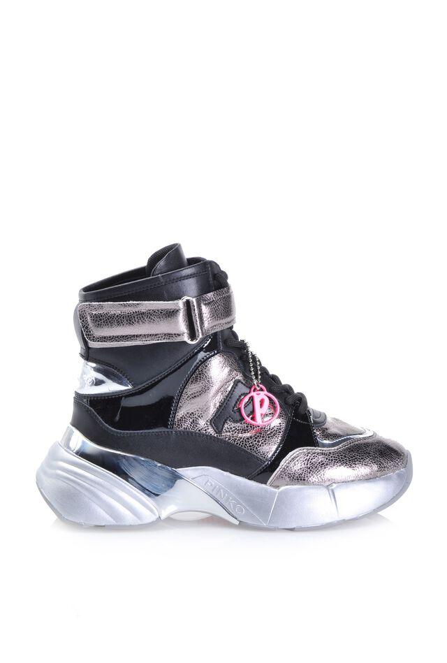 Sneakers Shoes To Rock alte craquelé e vernice