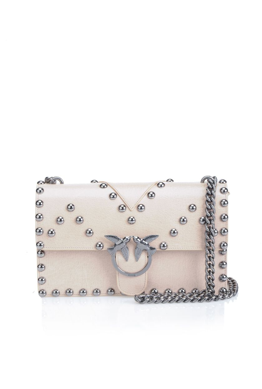 Love Bag with studs