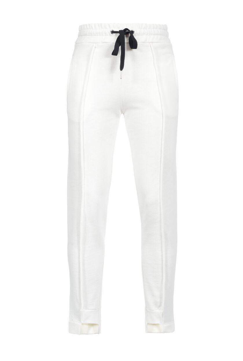 Pantalón de felpa con cordón
