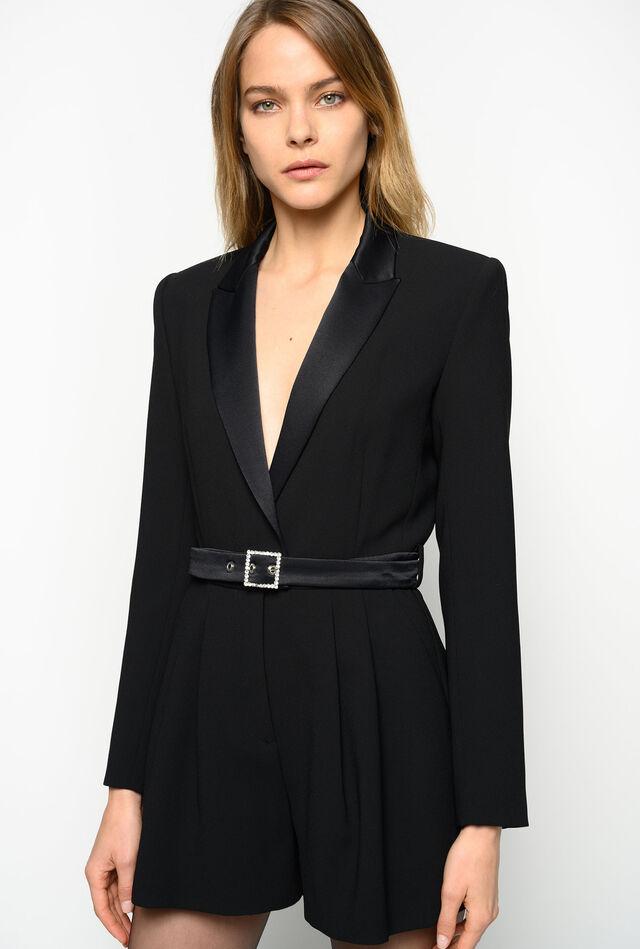 Mono estilo blazer