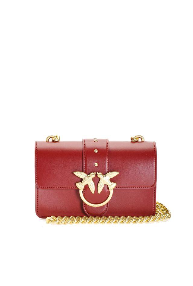 innovative design 10c94 e62b3 Mini Love Bag - Accessories - PINKO