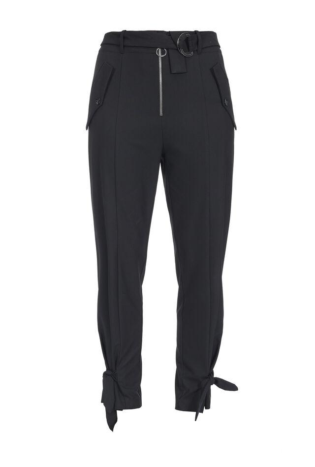 Pantaloni cargo in tela tecnica