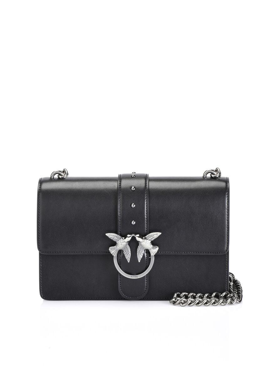 Nappa leather Love Bag