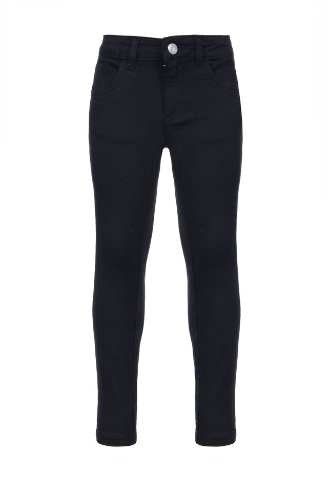 Jegging en gabardine stretch