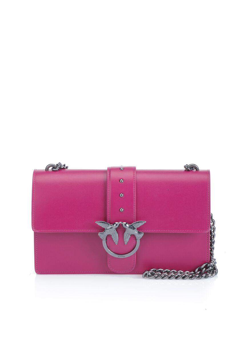Love Bag aus Nappaleder