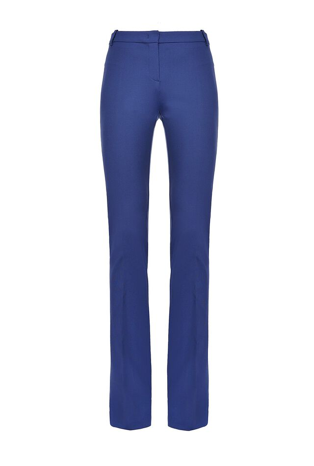 Pantaloni slim flared