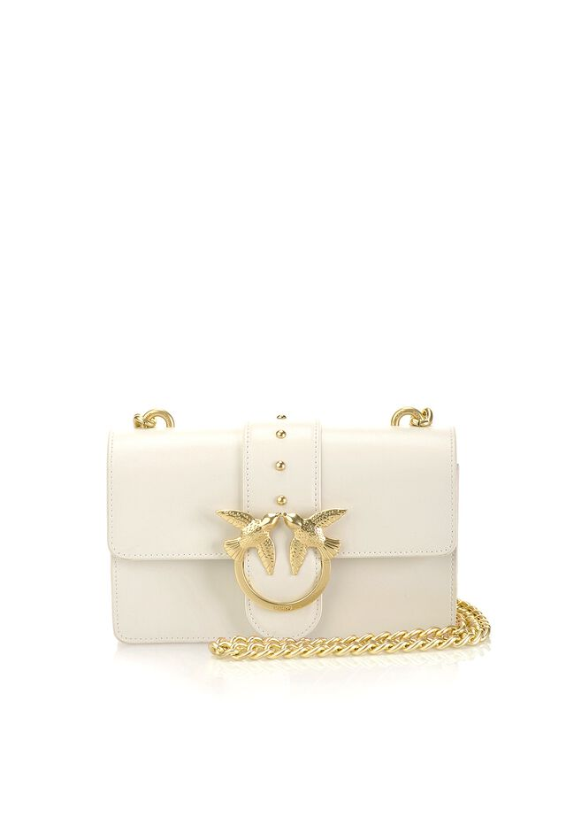 Mini Love Bag Simply in leather