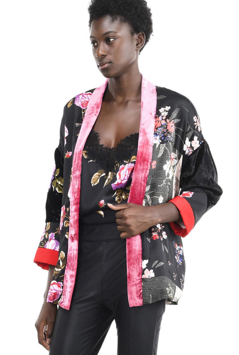 Kimono Twill Jacket
