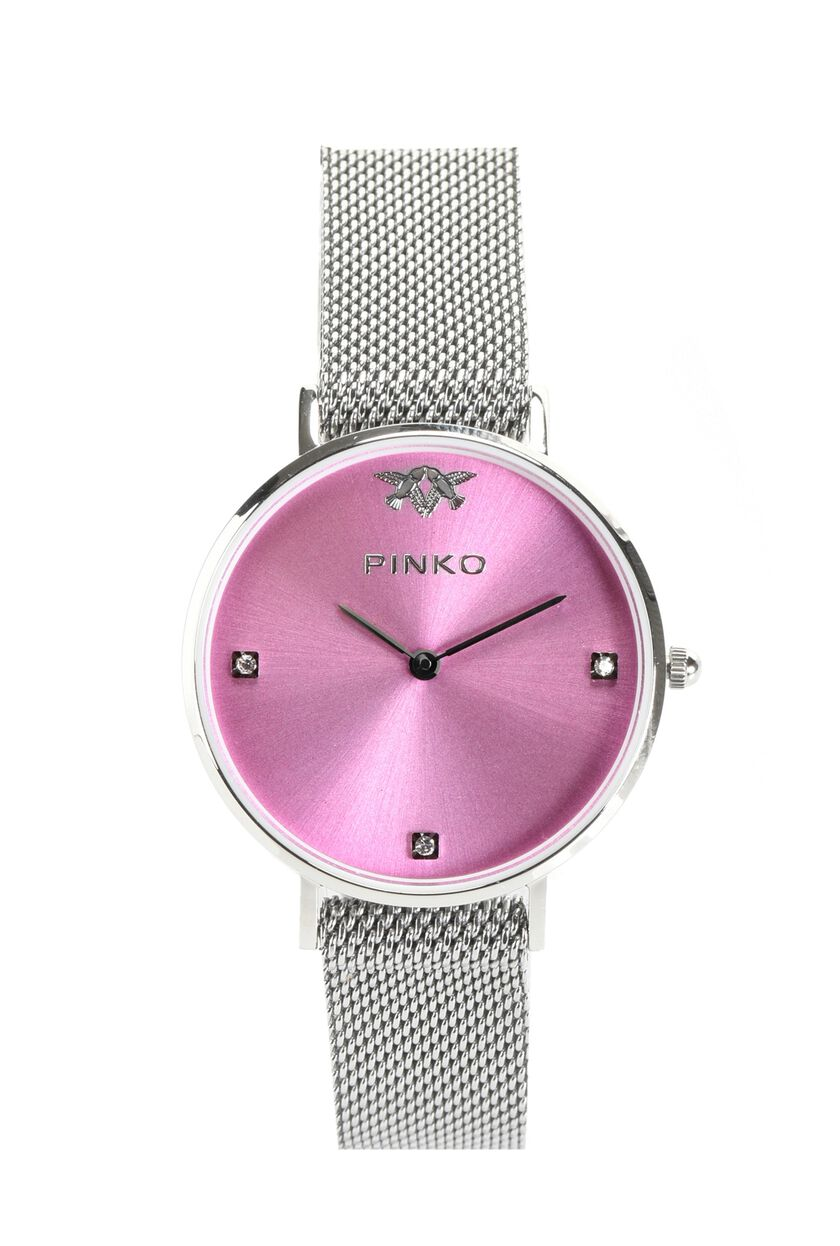 METAL MESH TAMARINDO WATCH
