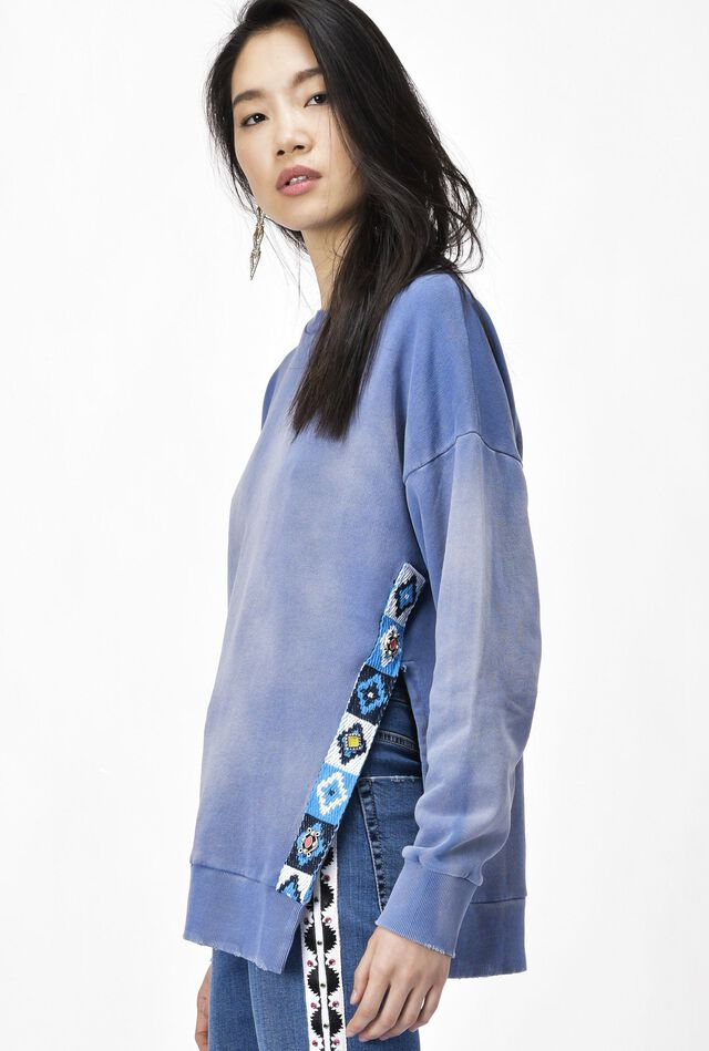 Délavé sweatshirt