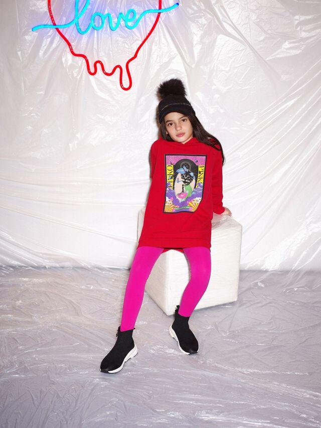 Ultra Pop fleece dress