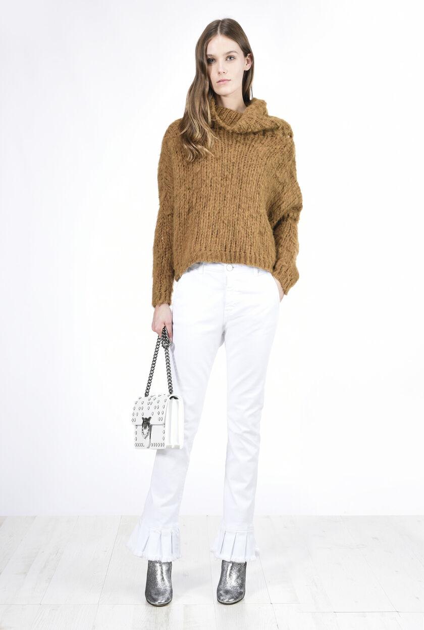 Pantalones de dril de algodón