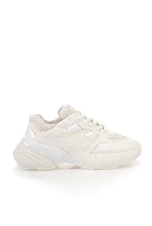 Sneakers Shoes To Rock con dettagli gommati