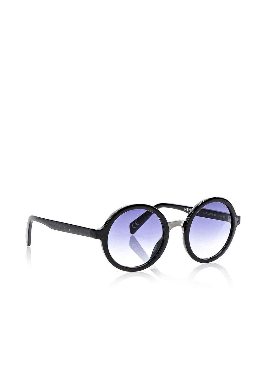Gafas de sol con lente redonda