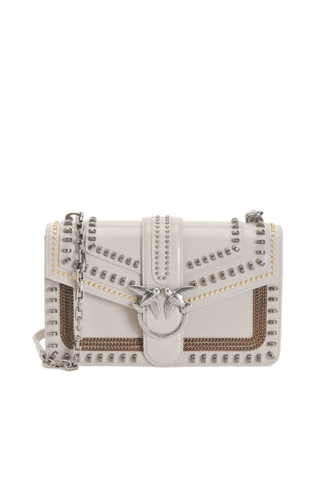 Love Bag Mix Studs en cuir