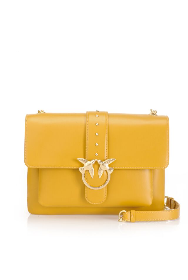 Big Love Bag Soft Simply in pelle