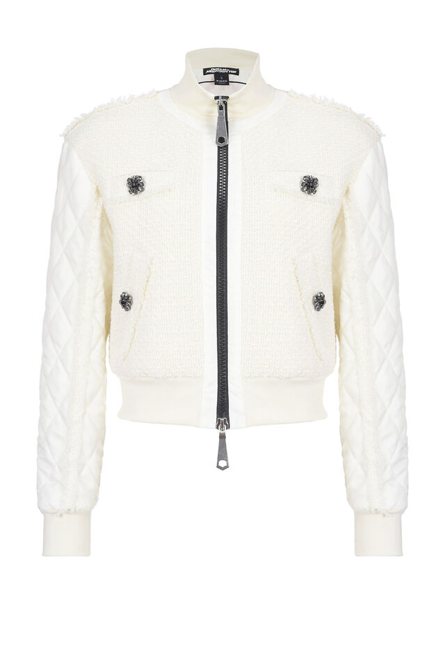 Jewelled button bomber generation