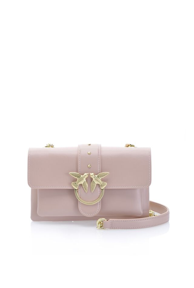 Mini Love Bag Soft Simply en cuir
