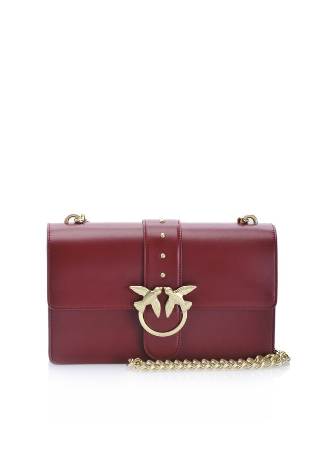 Love Bag Simply in pelle