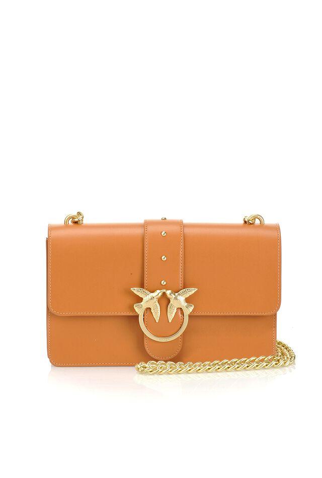 Love Bag Simply in pelle
