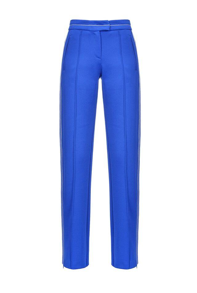Pantaloni in interlock tecnico