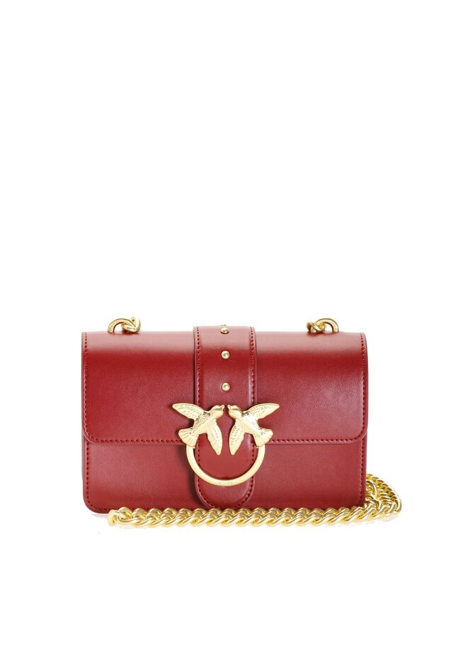 Simply Mini Love Bag in leather
