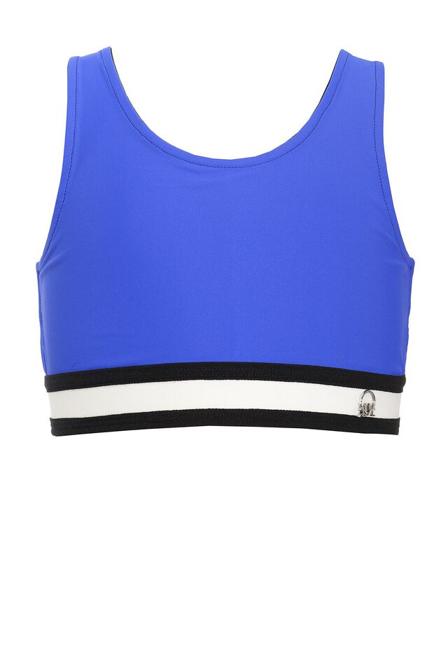 Active top in technical jersey