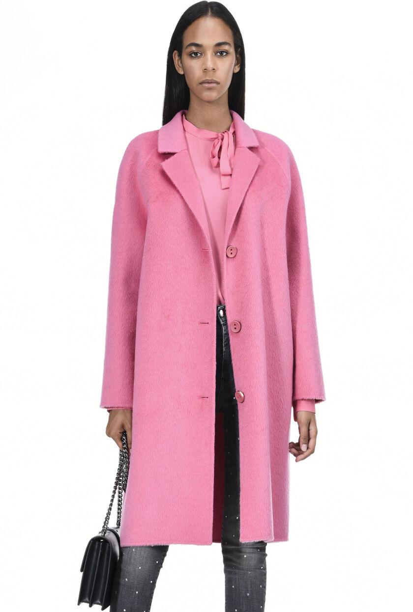 Cappotto di lana lungo
