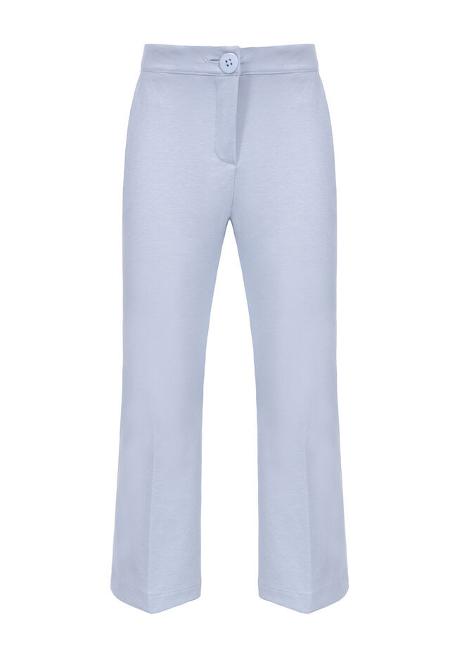 Full Milano stitch trousers