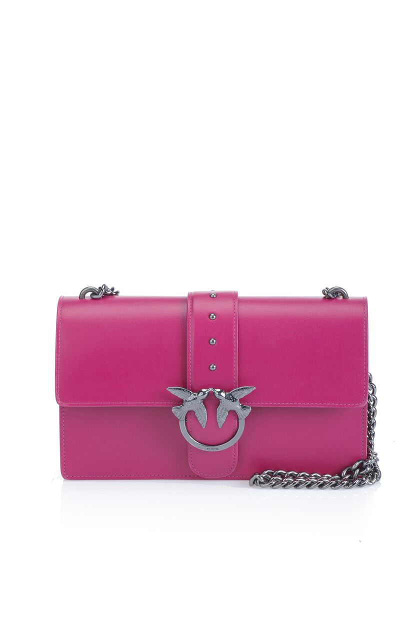 Love Bag di pelle nappata
