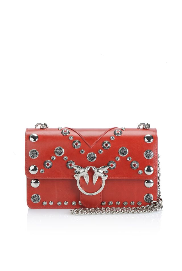 Love Bag with maxi studs