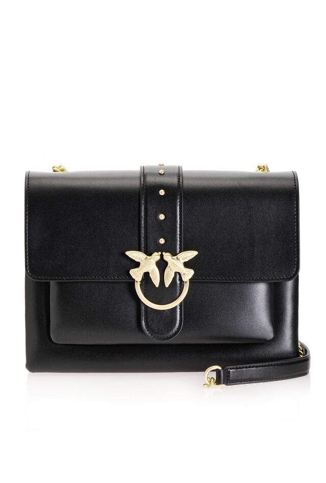 Simply Big Love Bag Soft in leather