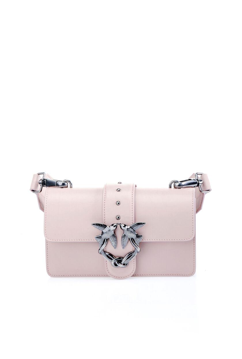 Mini Love Bag in nappa leather
