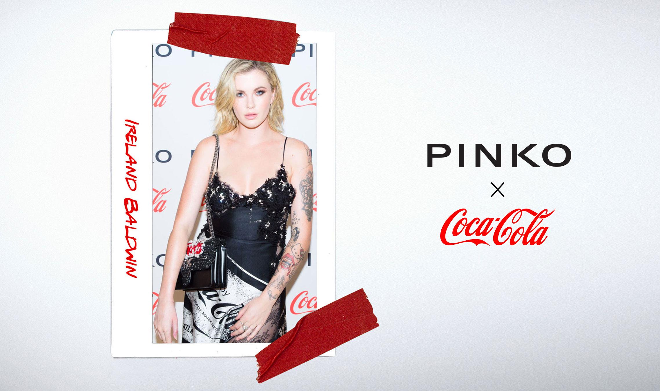 201bb19847 PINKO x Coca-Cola - PINKO Diaries
