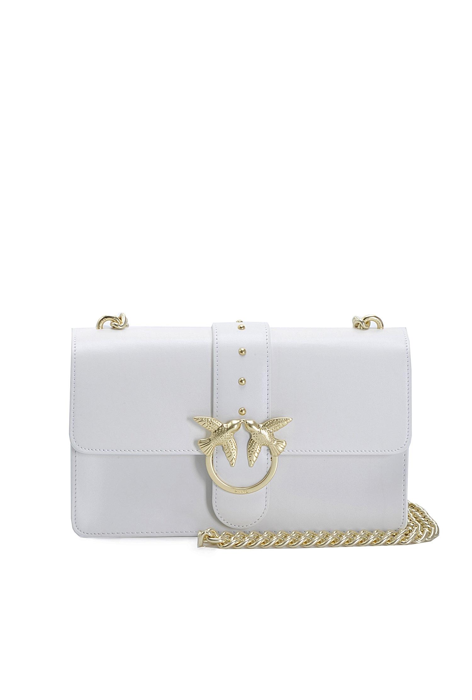 f883d2c754b Love Bag Simply in leather - PINKO